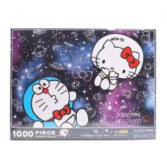 Beverly Doraemon & Hello Kitty Galaxy