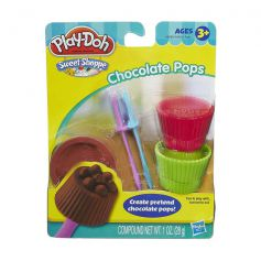 Play-Doh Sweet Shoppe Chocolate Pops Set