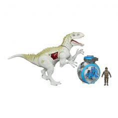 Hasbro Jurassic World Indominus Rex vs. Gyrosphere Pack