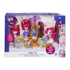 My Little Pony Equestria Girls Pinkie Pie Switch a Do Salon Set