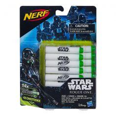Hasbro Star Wars Rogue One Nerf Glowstrike Darts - B7865