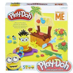 Play Doh Minions Minions Paradise - B9028