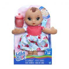 Baby Alive Lil Slumbers Brunette Doll