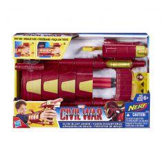Avengers Iron Man Slide Blaster Armor