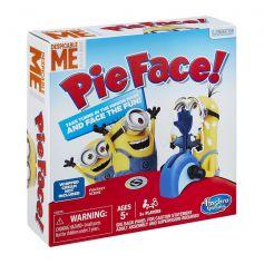 Hasbro Despicable Me Minion Made Edition Pie Face Game