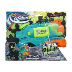 Nerf Super Soaker Zombie Strike Revenge Infector   - C0694