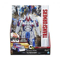 Transformers The Last Knight -- Knight Armor Turbo Changer Optimus Prime