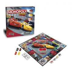 Hasbro Monopoly Cars 3 Junior Game