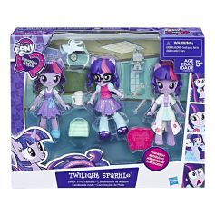 My Little Pony Equestria Girls Minis Switch n Mix Fashions Twilight Sparkle