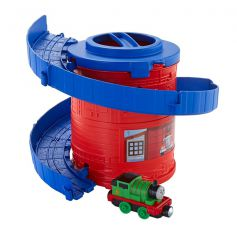Thomas & Friends Take-n-Play - Spiral Tower Tracks with Percy