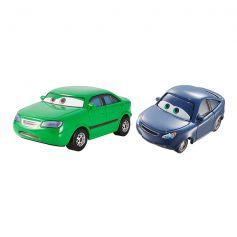 Disney Cars Dan Sclarkernberg & Kim Carllins