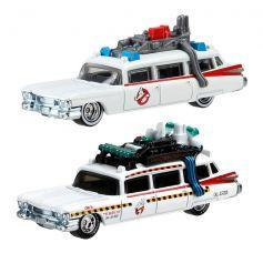 Hot Wheels Retro Series Ghostbusters Die-Cast Vehicle 2-Pack