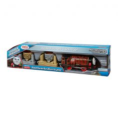 Thomas & Friends Track Master Motorized Steelworks Hurricane