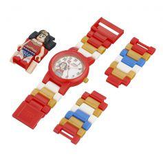 Wonder Woman Minifigure Kids Watch