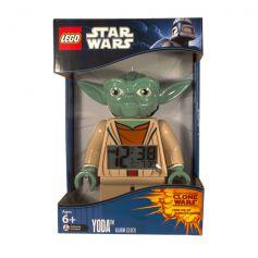 Yoda Minifigure Alarm Clock