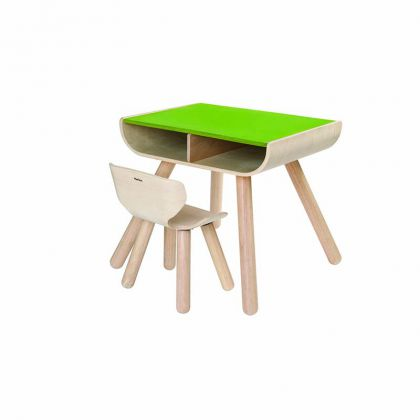 Table & Chair - Green