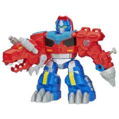 Playskool Heroes Transformers Robot Optimus Primal