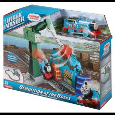 Thomas & Friends Demolition at the Docks Playset